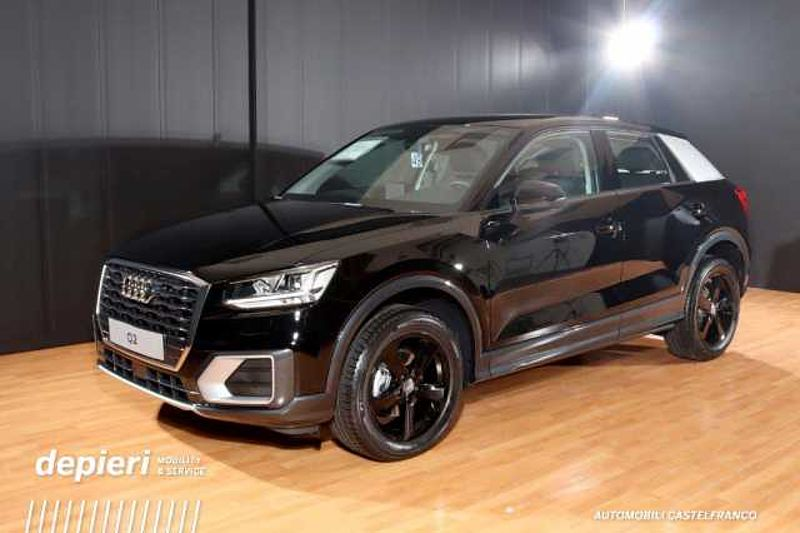 Audi Q2 30 TFSI S tronic Admired
