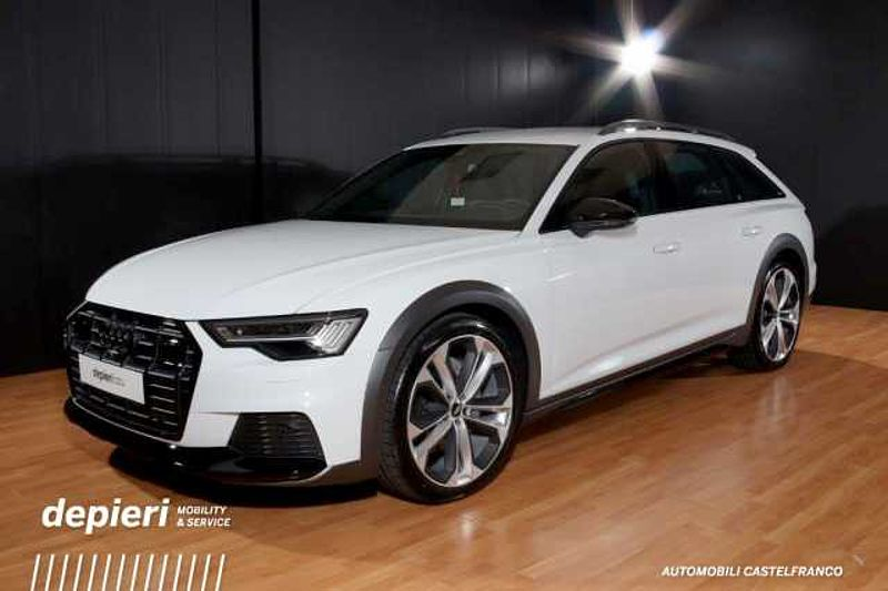 Audi A6 allroad 50 TDI quattro tiptr Launch Edition mild hybrid